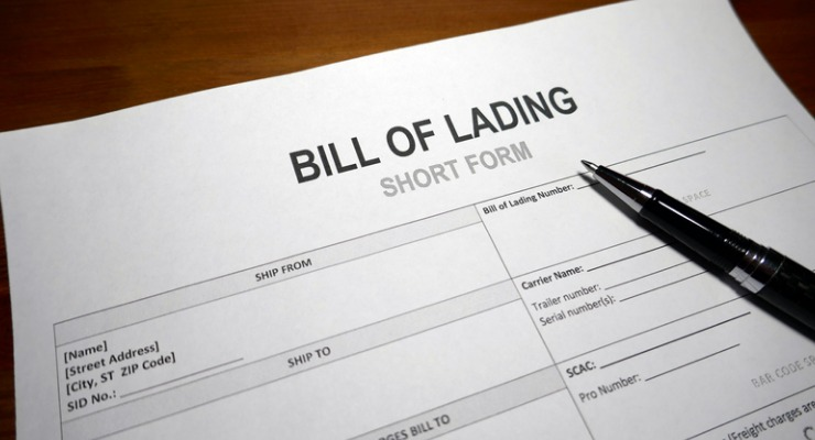 Beginners Guide to a Bill of Lading (Australia 2018 Information)